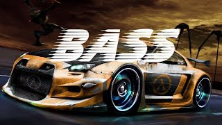 BASS BOOSTED TRAP (Mix) 2019 //CAR BASS MUSIC (MIX) //BEST MUSIC IN THE CAR #12