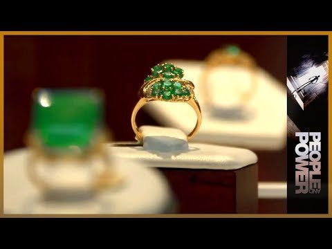 People & Power - Colombia's Emerald Tsar