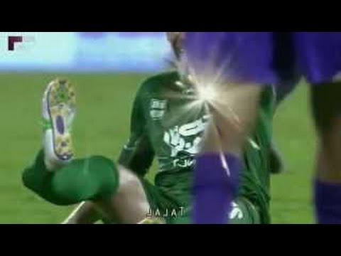 Hardest Football Tackles and Fouls of 2012 + a Few Knockouts   Football Injuries   Sports Injuries