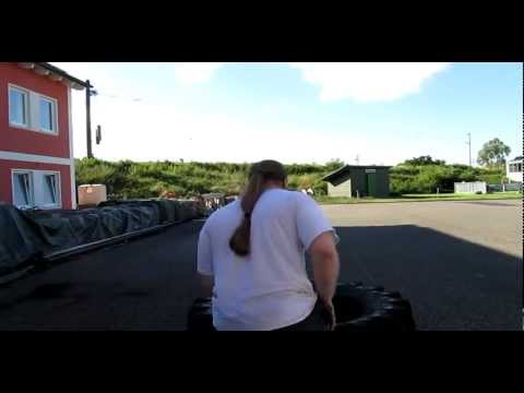 Strongman Training Session #1 Image 1