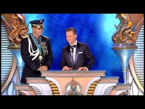 Scientology inc's leader David Miscavige Megalomania