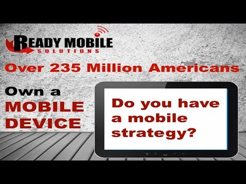 Mobile Marketing Strategies - New Braunfels TX