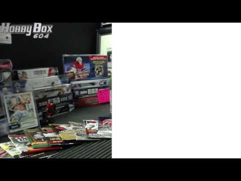 HOBBYBOX604 GROUP BREAK #871 *HOCKEY* Wednesday $10 Special Pick Your Own Boxes #1 RANDOM