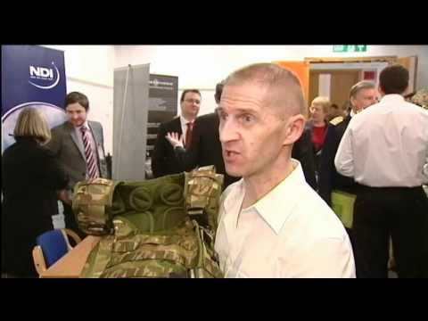 Hi-tech military gadgets showcased 27.03.12
