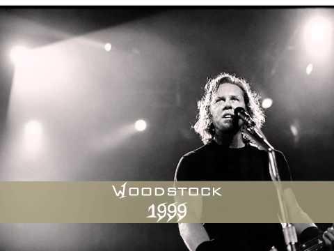 James Hetfield Vocals Changes in Creeping Death