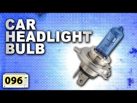 Is It A Good Idea To Microwave a Car Headlight?