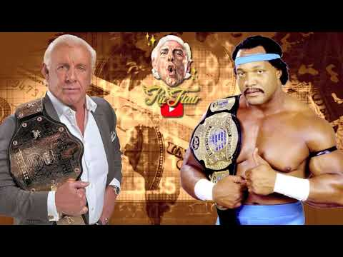 Ric Flair on Ron Simmons' WCW Title Reign