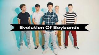 Evolution Of Boybands - RoadTrip