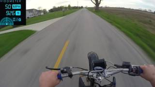 Chinese 150cc Dirt Bike Top Speed (GPS Verified)