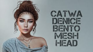 Catwa Denice Bento Mesh Head in Second Life