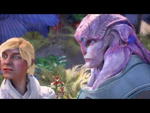 Mass Effect Jaal Sex Scene (Explicit with Nudity) - Mass Effect Andromeda Gameplay thumbnail