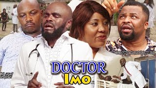 DOCTOR IMO Season 3&4 - Chief Imo 2019 Latest Nigerian Nollywood Comedy Movie Full HD