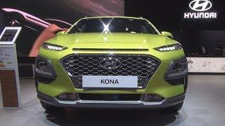 Hyundai Kona 1.0 T-GDi 120 Executive (2019) Exterior and Interior