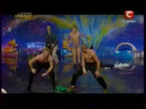Украина мае талант 4 театр экстримального танца.mov