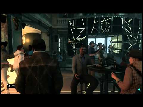11. Watch Dogs Ubisoft E3 2012 Press Conference