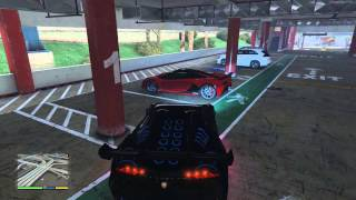 GTA 5 - How To Find Super Car (Zentorno...) For Free !!! (Spawn Location) PS4 - works