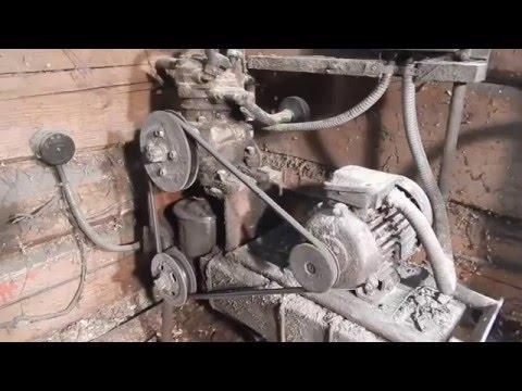Самодельный компрессор - Video Forex