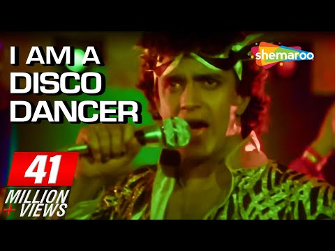 Disco Dancer - I Am A Disco Dancer Zindagi Mera Gaana - Vijay...