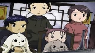 *~Half The Man I Thought I Would Be~* (Digimon Tamers) Jenrya/Jianliang/Henry tribute