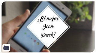 ¿El mejor icon pack? | Sr Android |