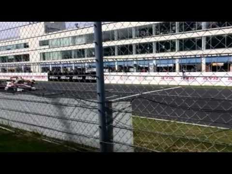 2014 SUPER FORMULA RACE at AUTOPOLIS in OITA, Japan