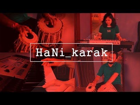 Lag Ja Gale & Tumse Milke Aisa Lage | By HaNi_karak | Mashup Cover With Instruments