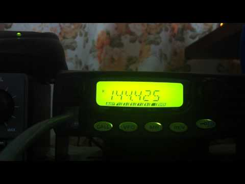 Echolink QSO on 20/12/2012 VK4FNAA &  9W2SFJ