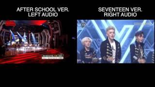 download lagu After School Vs. Seventeen Bang gratis