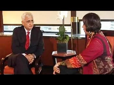 Whats wrong with Dehati Aurat: Salman Khurshid to NDTV