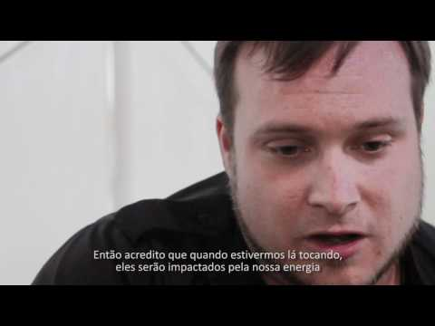 Entrevista Travis Stever - Coheed and Cambria - Rock in Rio 2011