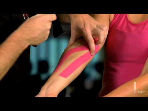 KT Tape: Golfers Elbow