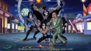 Scooby Doo! & Kiss  Rock & Roll Mystery Trailer 1 | Русские субтитры InDub