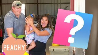 CAUTION: Gender Reveal Parties Are Chaotic! | Funny Gender Reveal 2019