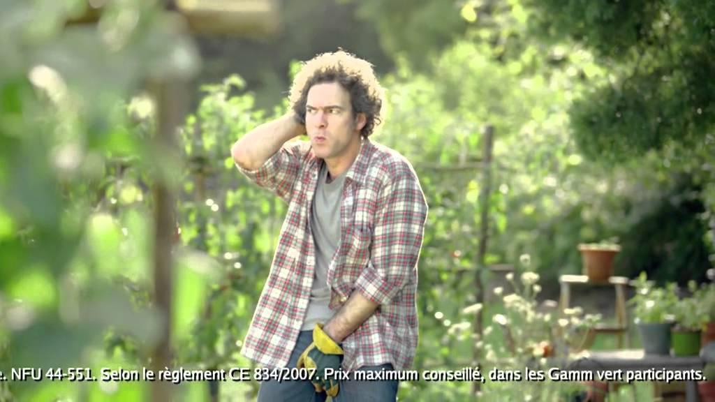 Gamm Vert Le Go T Du Jardin Publicit O Sont Les Fraises Terreau Potager Bio Youtube
