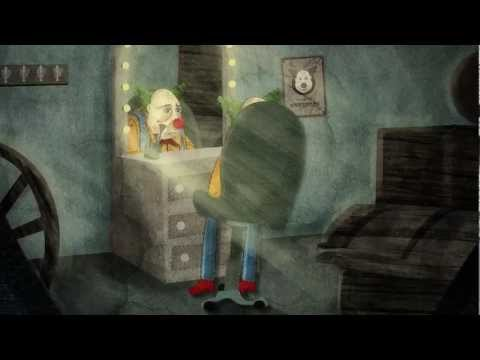 Tom Waits - Tears of a Clown (Animated Music Video)