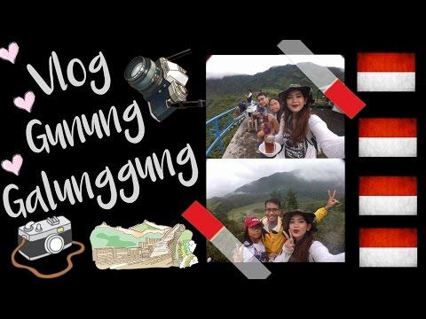 Vlog Gunung Galunggung || Judith Cholya || #judetravel - YouTube