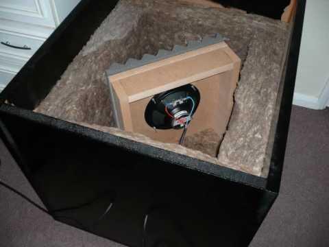 Image Result For Diy Speaker Isolation Cabineta