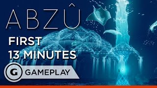 ABZÛ - The First 13 Minutes of Gameplay