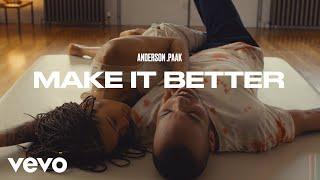 Download lagu Anderson .Paak - Make It Better (ft. Smokey Robinson) ( Video)