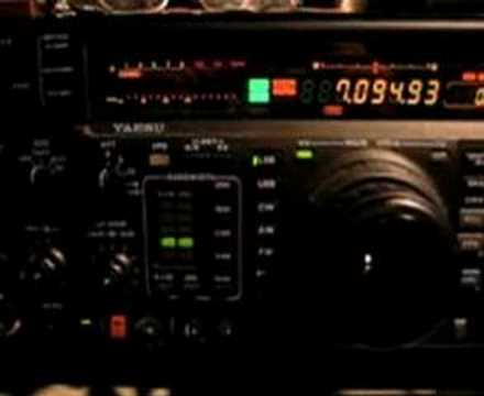 VP6DX on 40m SSB