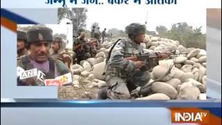 LIVE: Militants Storm Army Bunker In Jammu & Kashmir, Kill One Jawan - India TV