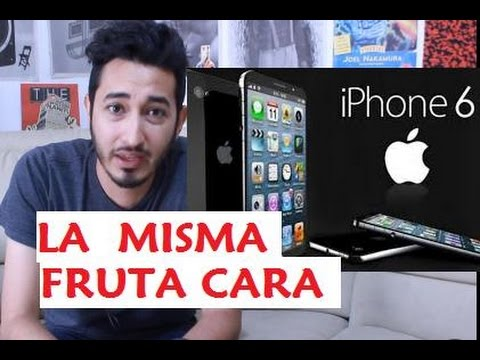 El iPhone 6 se dobla ! Campaña sucia de SAMSUNG