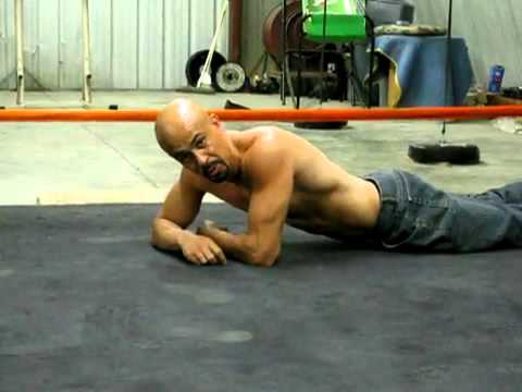 HARDEST PUSHUP IN THE WORLD