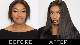 World's BEST Clip In Hair Extensions for VERY Short & Thin Hair | Irresistible Me Full Review
