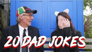 20 (UN)FUNNY DAD JOKES!