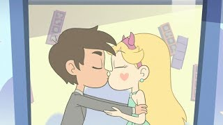 Star Vs.The Forces Of Evil - Beso Starco Clip Sub HD