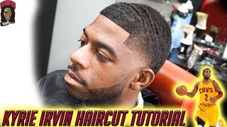Barber Tutorial: Kyrie Irving Haircut HD