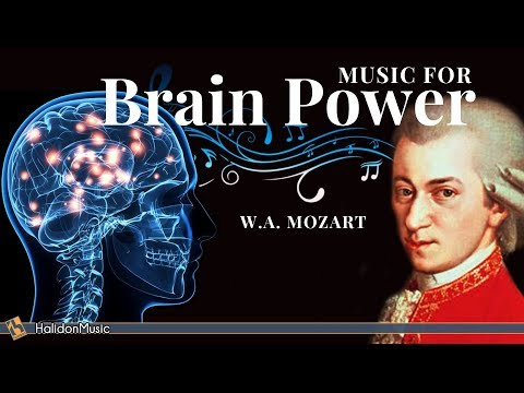 Classical  For Brain Power - Mozart Effe