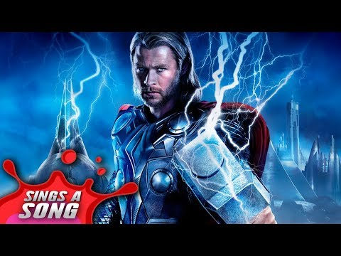 Thor Sings A Song (Avengers Infinity War Song)