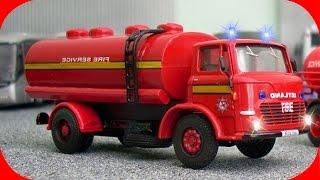 Feuerwehrauto Kinderfilme, Autos für Kinder & Rettung, Cartoons für kinder